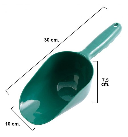 Pala Plástico Multiusos 30 cm.
