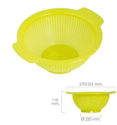 Escurridor / Colador Cocina Ø 23.5 cm.