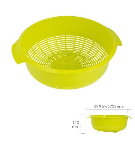 Escurridor / Colador Cocina Ø 27 cm.