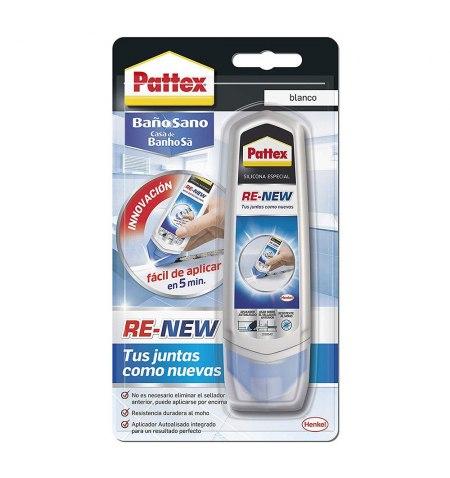 Nural Pattex Re New Juntas Baño (Bote 100 ml.)