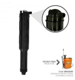Bomba Para Sulfatadora 08052000 Sulfatadora Electrica A Bateria 12 V / 8 Amperios