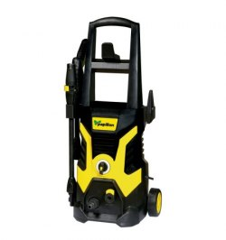Hidrolimpiadora Agua Fria Presion Maxima 105 Bares / Caudal 408 litros a la hora. 1500 W. Con Función Auto Stop