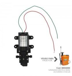 Motor Para Sulfatadora 08052000 Sulfatadora Electrica A Bateria 12 V / 8 Amperios