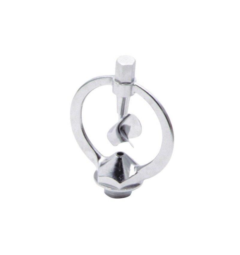 Aspersor  Aluminio Rotativo