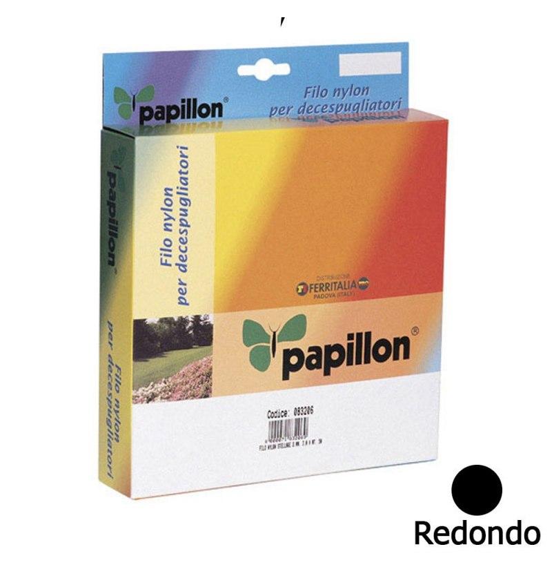 Hilo Nylon Redondo 3,0 mm. (Dispensador 50 Metros)