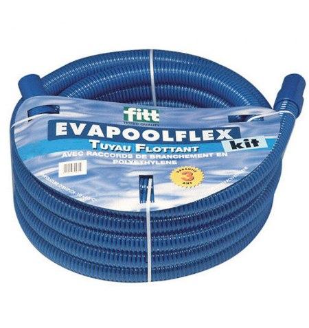 Manguera Piscinas Eva Pool Rollo 9 Metros Con Conectores