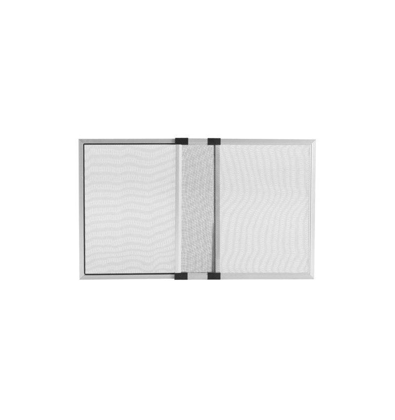 Marco Mosquitero Aluminio Extensible 75x100/187 cm.