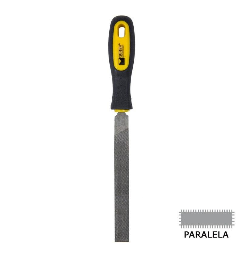 "Lima Maurer Con Mango Paralela Entrefina  4"""