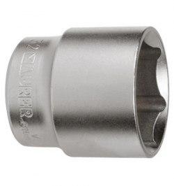 Llave Vaso Maurer 1/2 Hexagonal 19mm.