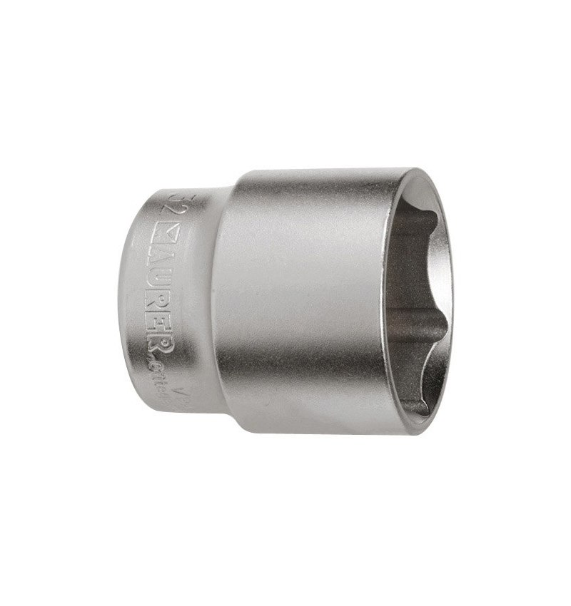 Llave Vaso Maurer 1/2 Hexagonal 30mm.