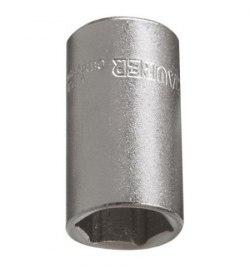 Llave Vaso Maurer 1/4 Hexagonal  6,0 mm.