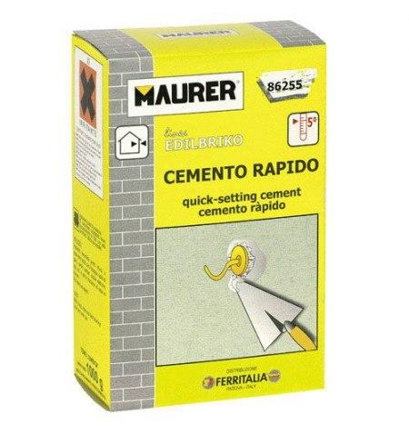 Edil Cemento Rapido Maurer (Caja 5 kg.)