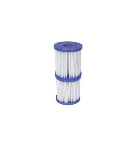 Filtro Para Depuradora (I) 1,249 Litros / Hora  Pack 2