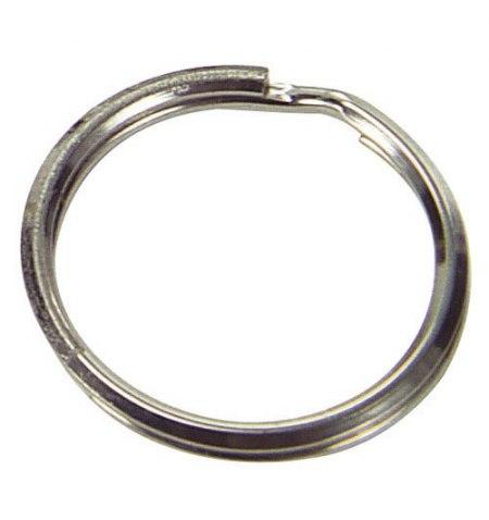 Anilla Llavero Niquelada 1,6x21x17 mm. (bolsa  500 unidades)