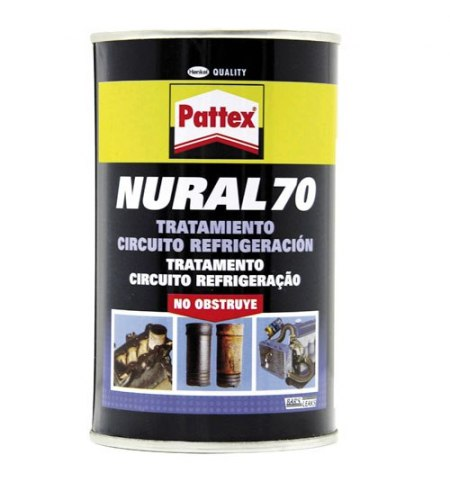 Nural- 70 Circuito Refrigerante Auto (Lata Para  8 Litros)