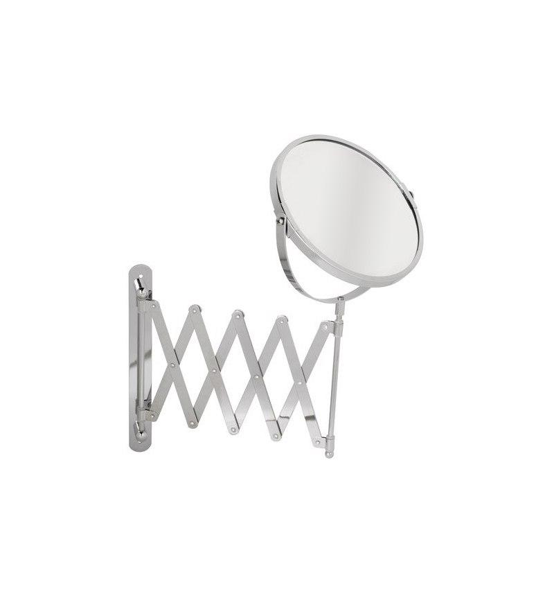 Espejo Baño Maurer 15 cm. Extensible Pared 1x3 aumentos