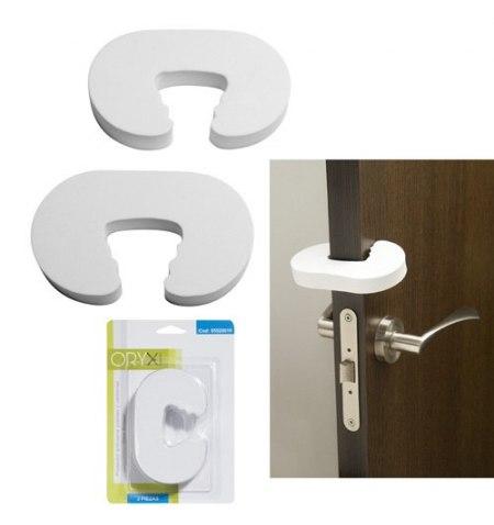 Protector Oryx Anticierre Puertas/ventanas (Blister  2 Piezas)